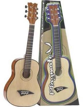 Dean Playmate Mini Acoustic Guitar, 1/2-Size Guitar