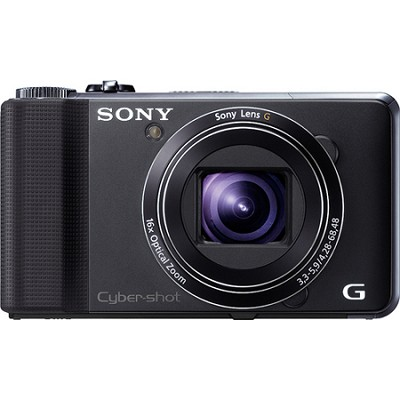 Cyber-shot DSC-HX9V 16.2 MP Exmor R CMOS Digital Camera w/ 16x Optical Zoom