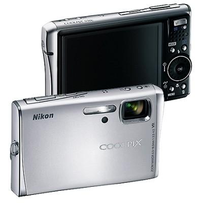 Coolpix S50c Digital camera (Silver)