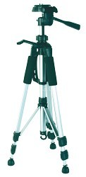 TR60N Photo / Video Tripod with Carrying Case
