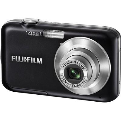 FINEPIX JV200 3x Optical Zoom 14 MP Digital Camera (Black) - OPEN BOX