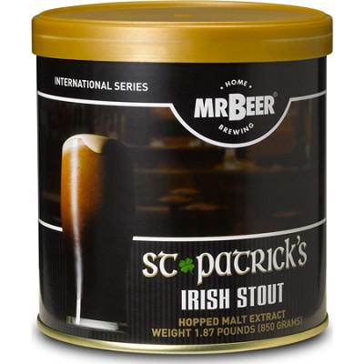 European Series St. Patrick's Irish Stout Home Brew Pack