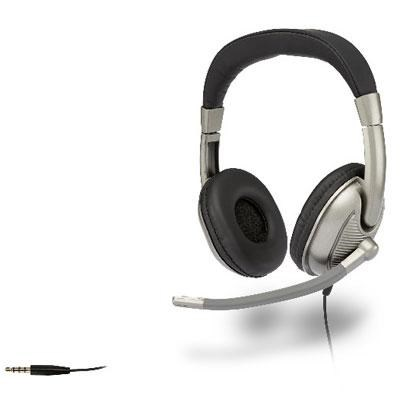 Stereo Headphone Adult w Mic