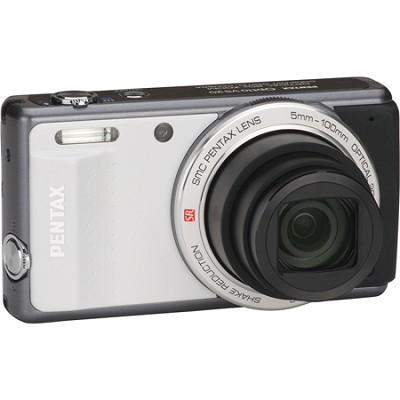 Optio VS20 Compact 16MP 20x Zoom White Digital Camera
