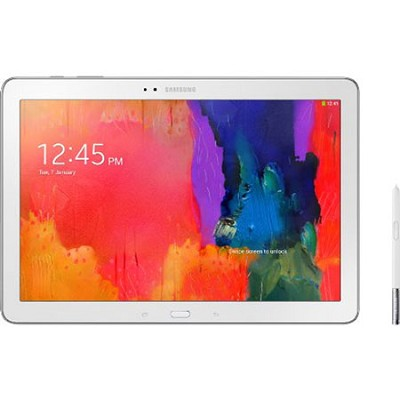Galaxy Note Pro 12.2` White 64GB Tablet - 1.9 Ghz Quad Core Processor - OPEN BOX