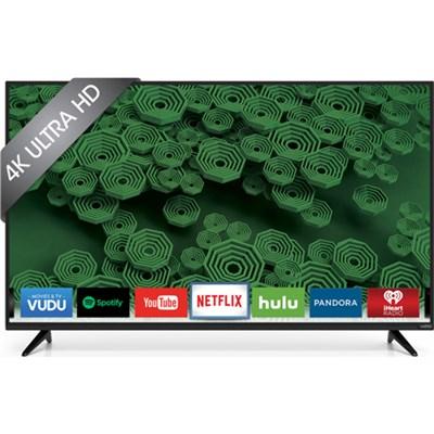 D50u-D1 D-Series - 50-Inch 120Hz 4K Ultra HD LED Smart HDTV - OPEN BOX