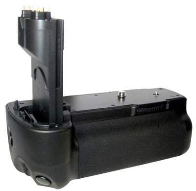 Vertical Battery Grip for EOS 5D Mark III (replaces BG-E11) - OPEN BOX