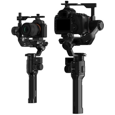 Ronin-S 3-Axis Advanced Gimbal Handheld Stabilizer for DSLR & Mirrorless Cameras