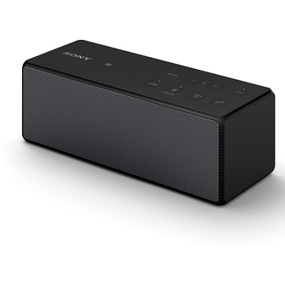 SRS-X3/BLK Portable Bluetooth Speaker (Black)
