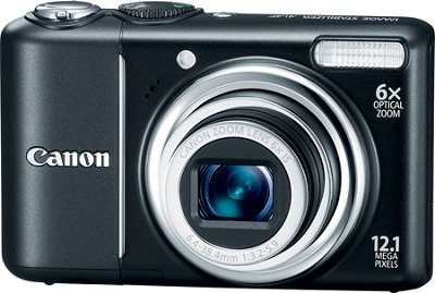 PowerShot A2100 12MP Digital Camera