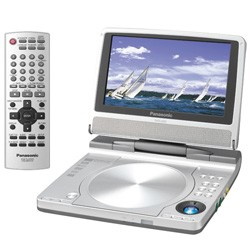 DVD-LS50 7` LCD Portable DVD Player