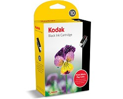 Black Ink Cartridge for All-In-One Printers