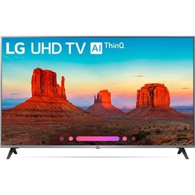 55UK7700PUD 55` Class 4K HDR Smart LED AI UHD TV w/ThinQ (2018 Model)