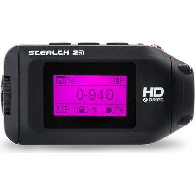 Drift Stealth 2 Action Camera - 10-006-00