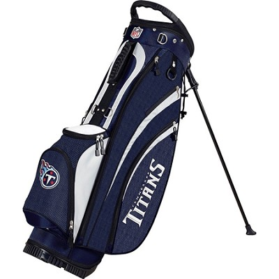 NFL Tennessee Titans Golf Carry Bag