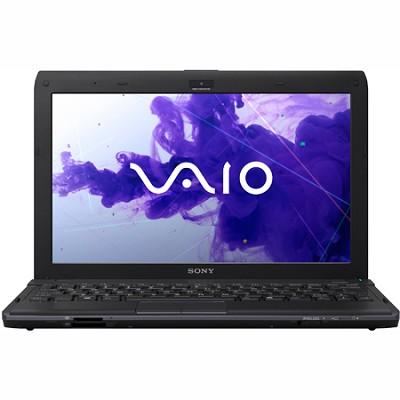 VAIO VPCYB33KX - 11.6 Inch Notebook PC - Black E-450 Processor - OPEN BOX
