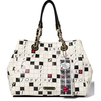 Kitchi Shoulder Puzzle Bag Handbag