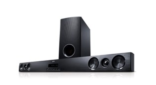 LSB316 Bluetooth Capable Slim Soundbar - OPEN BOX