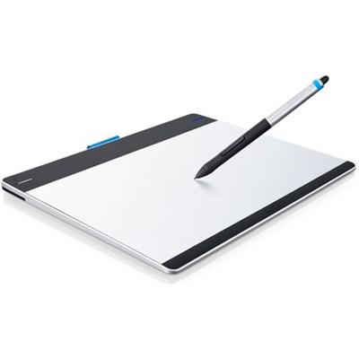 Intuos Pen & Touch Tablet Medium Includes Valuable Software Download Refurbished