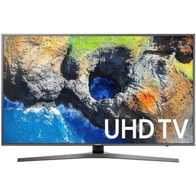 UN55MU7000 55-Inch 4K Ultra HD Smart LED TV (2017 Model) (AS IS)