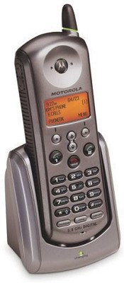 MD7001 5.8GHz Digital Cordless Expansion Handset { C70 System }- Open box