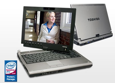 Portege M700-S7005X 12.1` Notebook PC (PPM70U-0GJ031)
