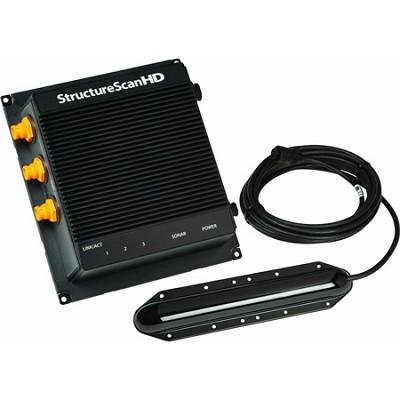 StructureScan HD 455 KHz Fishfinder Module with Transom Mount Transducer
