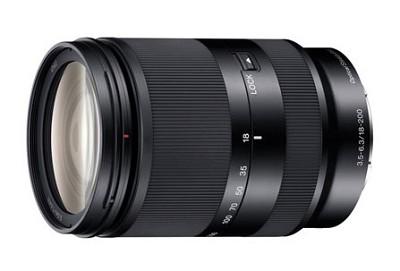 SEL18200LE  Zoom E-Mount lens - 18mm- 200 mm - f/3.5-5.6 OSS