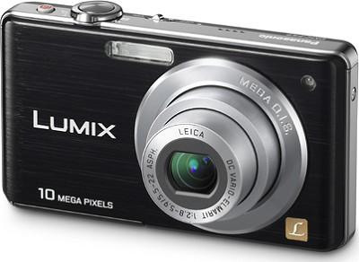 DMC-FS7K LUMIX 10.1 MP Compact Digital Camera (Black) - OPEN BOX