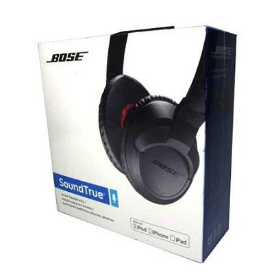 SoundTrue On-Ear Headphones (White)