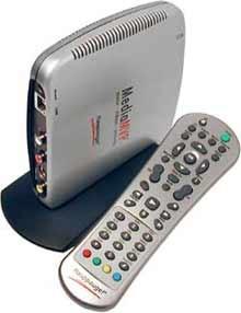Media MVP Wireless Digital Media Receiver ( Model 1016) W/Remote