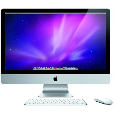 MB952LL/A iMac with 27` Screen Desktop Computer - Manufacturer Refurbished