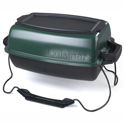 Griddlin' Grill Portable Gas Grill (CGG-080)
