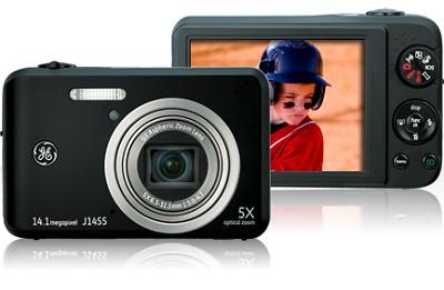 J1455 14MP Smart Series Digital Camera Black
