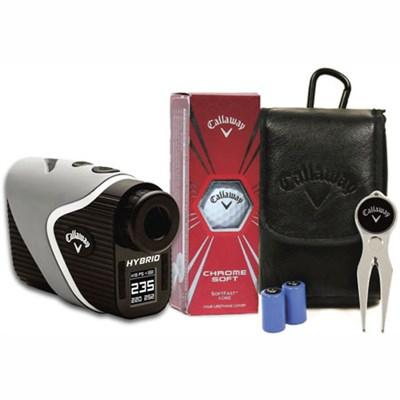 300 Laser Rangefinder Golf Hybrid Laser and GPS Rangefinder - C70112