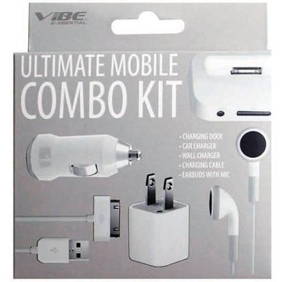 Ultimate Mobile Combo Kit - White