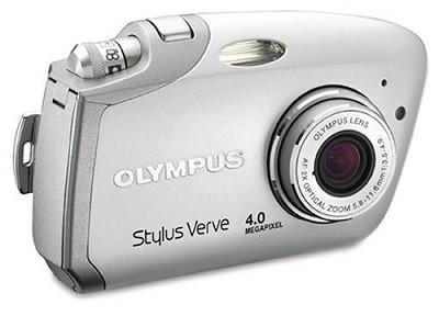 Stylus Verve Digital Camera (SILVER)