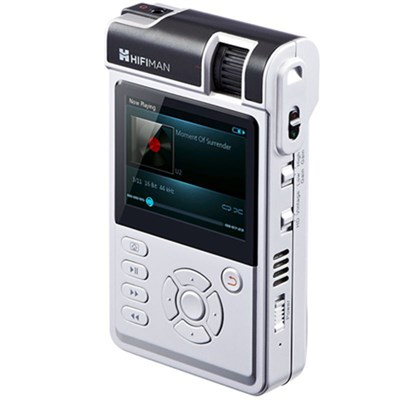 HM650 High-Fidelity Portable Music Player with Classic & Balanced Amp Cards
