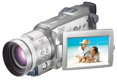 Optura Xi MiniDV Camcorder
