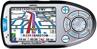 Roadmate 860T Portable Car GPS Navigation System w/ Traffic Info