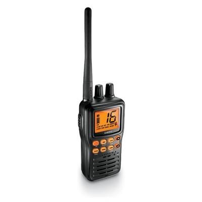 MHS75 VHF Waterproof Two-Way Marine Radio