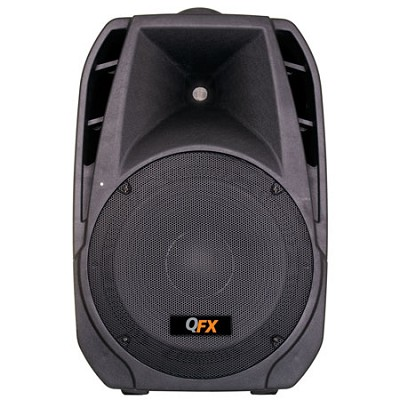2-way Speaker with Built in Amplifier with Bluetooth Music Streaming SBX1504