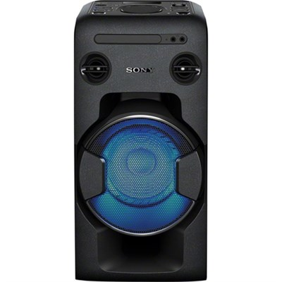 MHC-V11 High Power Home Audio System with Bluetooth and NFC - Black