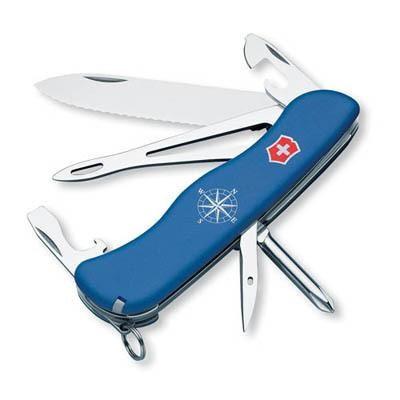 Helmsman Lockblade Multi-Tool in Blue - 53664