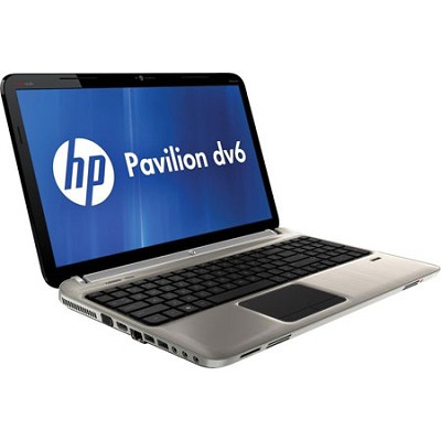 Pavilion 15.6` DV6-6C15NR Notebook - Intel Core i5-2450M - REFURBISHED