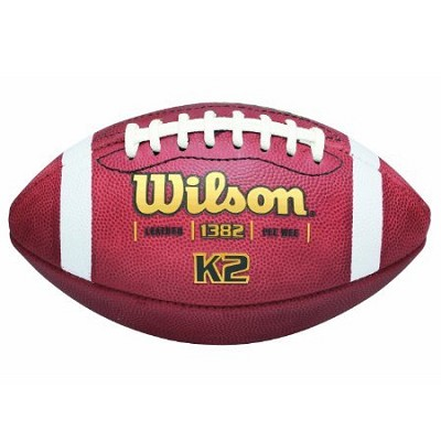 Pee Wee Leather Game Ball Football