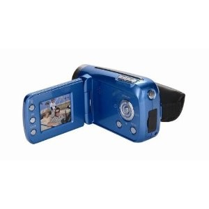 DVR-508 HD High Definition Digital Video Camcorder Blue