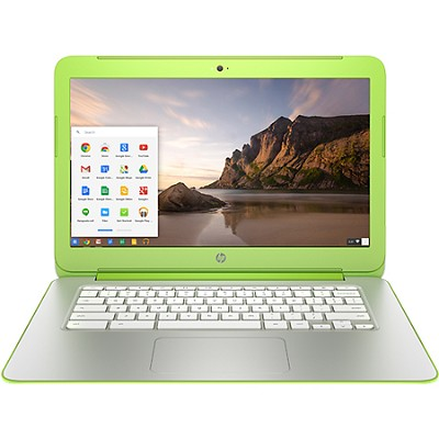Chromebook 14-x015WMr 14` LED Notebook NVIDIA Tegra K1 2.30 GHz- Refurbished