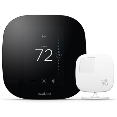 Smarter Wi-Fi Thermostat with Remote Sensor - 2nd Generation