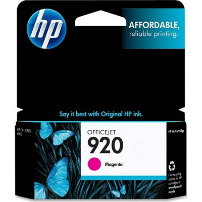 920 Magenta Officejet Ink Cartridge